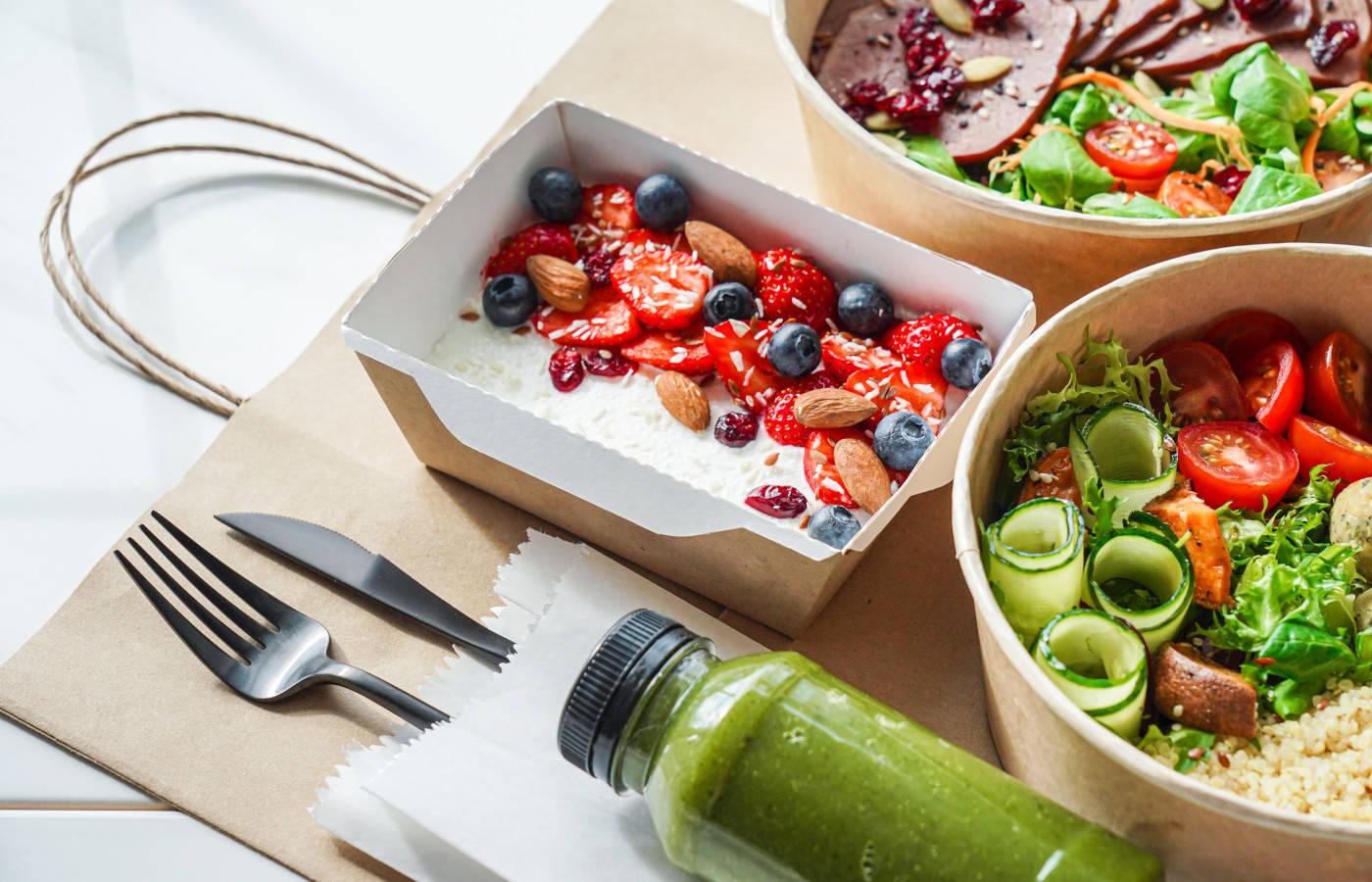 Unverarbeitete und saisonale Produkte sorgen für eine klimafreundliche und nachhaltige Ernährung
